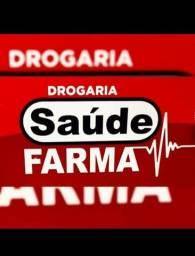 CONTRATA-SE BALCONISTA DE FARMACIA COM EXPERIÊNCIA.