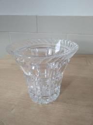 Vaso De Cristal Legítimo Português