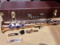 Sax soprano Century francês R$ 1.599,00