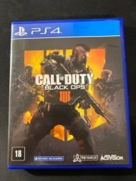 Call of Duty Blackops 4 PS4 - Semi-novo