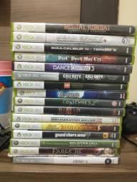Jogos Xbox 360 vendo