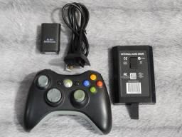 Xbox 360 Controle e Hd