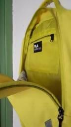 Mochila Fila Amarela