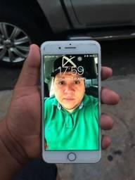 Vendo iPhone 8 Plus 64 GB Branco