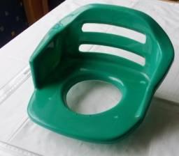 Suporte Redutor de Plástico para vaso Sanitário