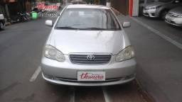 Toyota/ Corolla XEI 1.8 - 2005/2006 - Prata - Gasolina - 2006