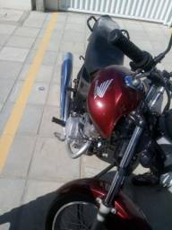 Moto fan 150 - 2011