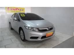 Honda Civic 1.8 lxs 16v flex 4p automático - 2013