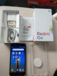Vendo Ou Troco Redmi Go 16 GB Completo