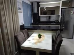 Apartamento mobiliado uma quadra da beira mar!