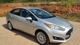 Ford New Fiesta Titanium sedan 1.6 automatico TOP !!! - 2014