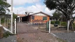 Casa com 2 dormitórios à venda, 50 m² por r$ 130.000,00 - sao josé - itapoá/sc