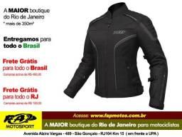 Jaqueta X11 Feminina Iron 2 Nylon Preta - Frete Grátis Brasil comprar usado  São Gonçalo