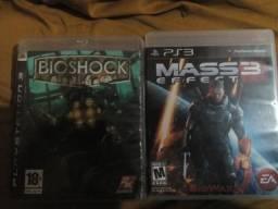 Vendo dois jogos do ps3