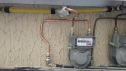 Instalação de gás