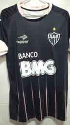 6879929aae Camisa Treino Atlético MG 2010 Oficial Topper