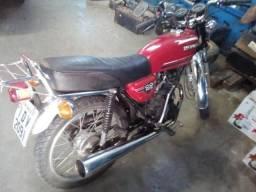 Honda Cg - 1982