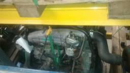 Motor Ranger LTD 09 Parcial (Bloco Montado+Cabeçote / Sem Acessórios) *Foto Ilustrativa