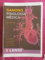 Livro de fisiologia + capítulos de livro + livro de fisiologia pulmonar