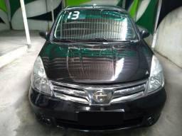 Livina s aut 1.8 ano 2013 - entrada + 599 fx cdc