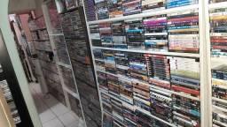 Grande lote de CDs e DVDs originais
