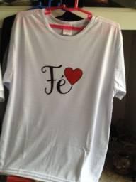 """"""" Camiseta Esperança """" !"""