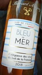Vinho Rose Bleu de Mer Original (Importado da França)