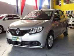 Renault Logan Authentique 1.0 Completo 2020
