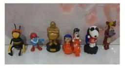 Miniaturas Mcdonald's 13 Peças