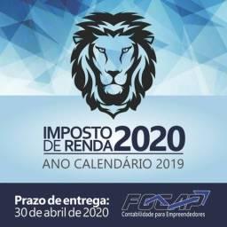 IR 2020 On-line - Caiu na Malha fina? Retifique sua declaração conosco!