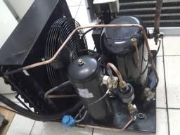 Motor Compressor Para Câmara Fria