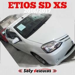 Etios SD XS 15 AT 2016/17 - 2017