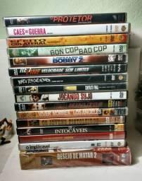 DVD Filme Original Vários a dez reais cada