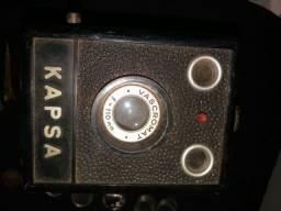 (Máquinas fotográficas antigas reliquia