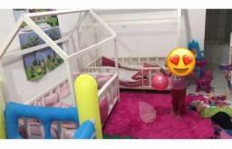 2 camas montessoriana