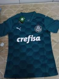 Camisa do Palmeiras de goleiro 2020-2021