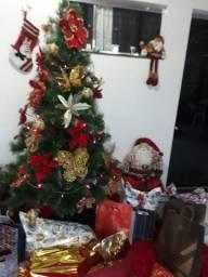 Árvore de natal 2 metros $300
