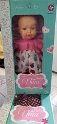 Boneca baby Nina