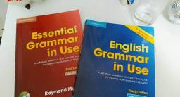 Blue e red grammar usados