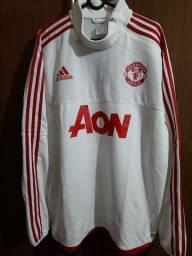 Agasalho Manchester United Adidas jogador