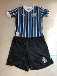 Camisa e Calção Grêmio