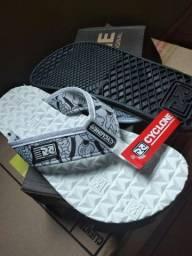 Ir kenner calçados vende chinelo da cycloner original por 100 reais e kenner original 75