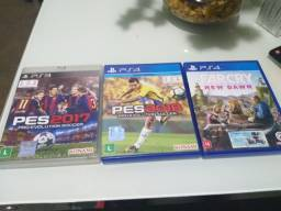 vendo 3 jogos por 120 reais