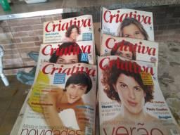 Revistas criativa antigas