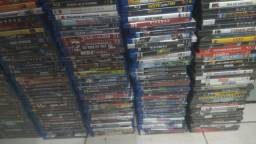 Torro lote de discos Blu-ray de locadora