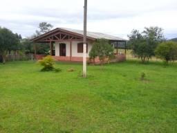 Sitio em Santo Antônio com Casa na Rs 474 à 7 km da Cidade - Peça o Video