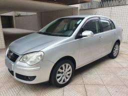 Polo Sedan Automático 1.6 8V P.Novos 2020Ok Completo Som - LINDO