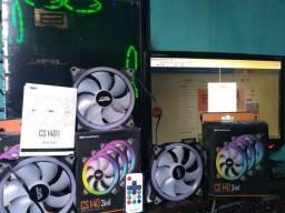 Cooler FAN RGB 140mm
