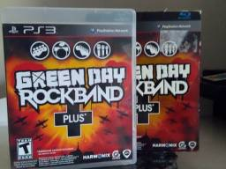 Rock Band Green Day - PS3 - Playstation 3