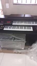 Órgão Eletrônico HARMONIA NOVO NA CAIXA